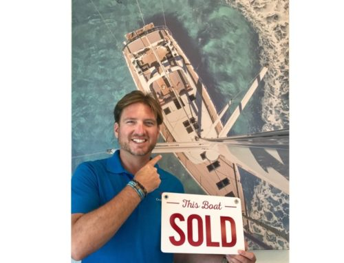 Meet Ian Van Tuyl of Cruising Yachts in Harbor Island