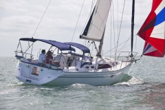 Catalina 385 in Miami, FL.