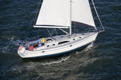 Catalina 445 in San Francisco Bay