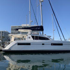 2015 Leopard 40 Catamaran